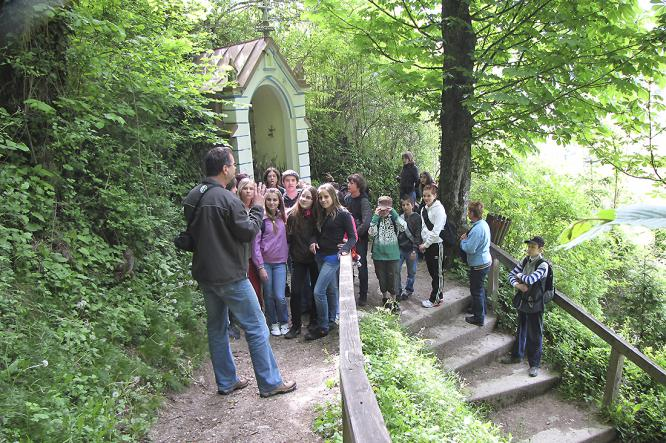 Monastery Hill Educational Trail